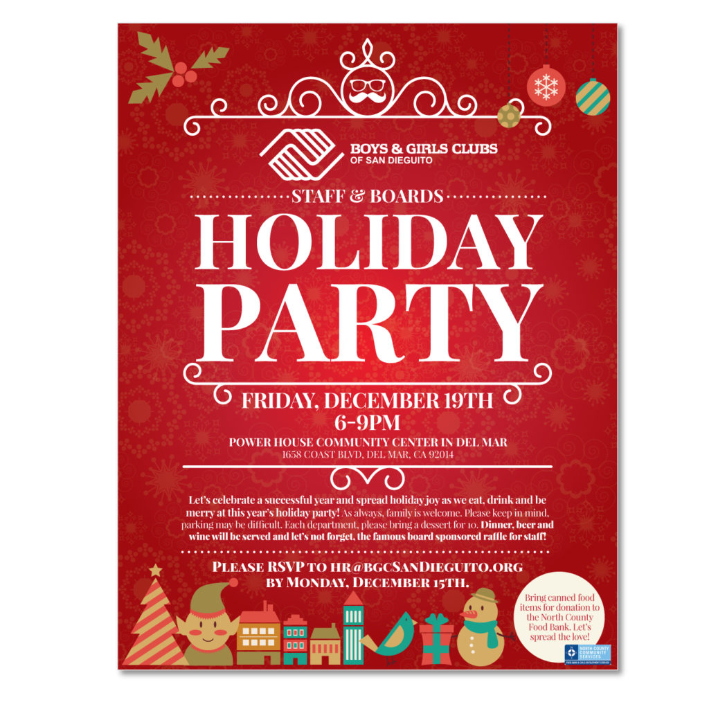 Holiday-Flyer-Website-Portfolio