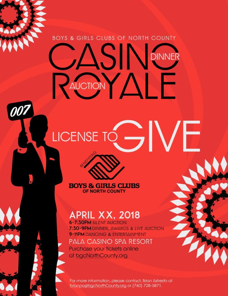 Casino Royale Aution 2018